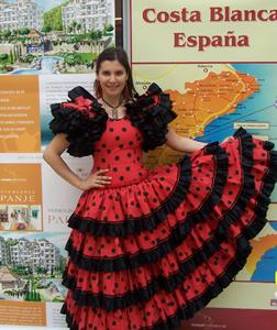 flamenco dans laura